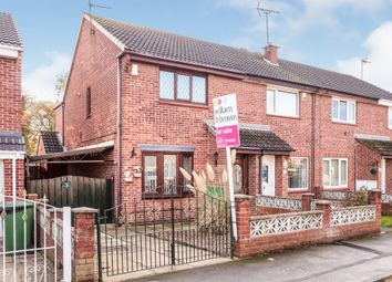 Thumbnail 2 bed town house for sale in Pollards Fields, Knottingley