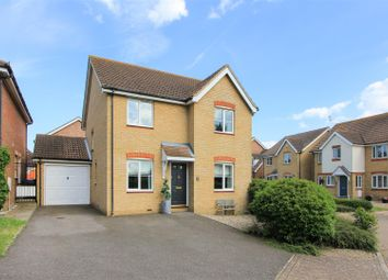Thumbnail 4 bed detached house for sale in Harty Ferry View, Seasalter, Whitstable