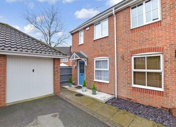 Thumbnail 2 bed end terrace house for sale in Anglesey Gardens, Wickford, Essex