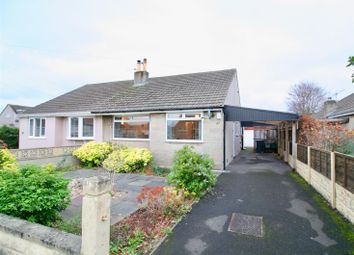 Thumbnail 2 bedroom semi-detached bungalow for sale in Hawkshead Drive, Morecambe