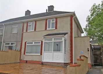 Thumbnail 2 bedroom semi-detached house for sale in Brentford Avenue, Plymouth