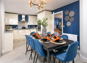 """Thumbnail 4 bedroom detached house for sale in """"Windermere"""" at Dale Way, Fernwood, Newark"""