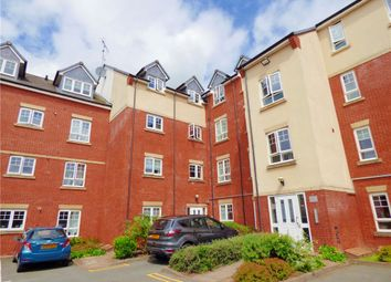 Thumbnail 1 bed flat for sale in Turberville Place, Warwick, Warwickshire