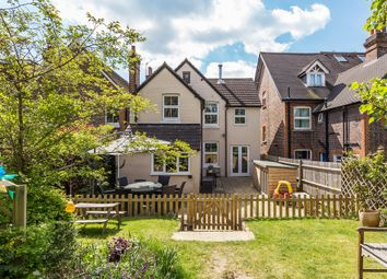 Thumbnail 4 bed detached house for sale in Deerings Road, Reigate