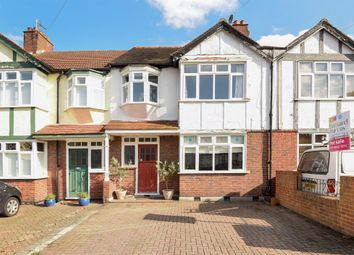 Thumbnail 3 bedroom terraced house for sale in College Gardens, New Malden