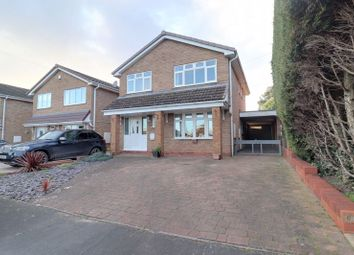 Thumbnail 4 bed detached house for sale in Old Barn Close, Gnosall, Stafford