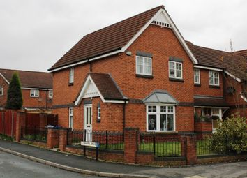 Thumbnail 3 bed end terrace house for sale in Batmanshill Road, Tipton