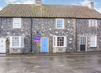 Thumbnail 2 bed terraced house for sale in Mill Lane, Thetford