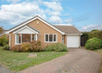 Thumbnail 3 bed detached bungalow for sale in Summerfields, West Hunsbury, Northampton