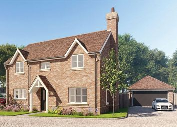 Thumbnail 4 bed detached house for sale in Beaumont Court, New Street, Waddesdon, Buckinghamshire