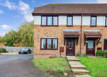 Thumbnail 2 bed end terrace house for sale in Foxglove Rise, Maidstone, Kent