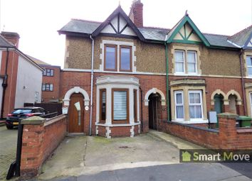 Thumbnail 3 bed end terrace house for sale in Cobden Avenue, Peterborough, Cambridgeshire.