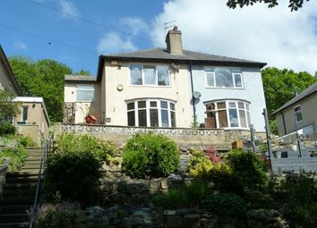 3 bed semi-detached house for sale in Britannia Road, Milnsbridge, Huddersfield HD3