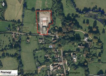 Thumbnail Land for sale in The Old Sawmills, Halves Lane, East Coker, Yeovil