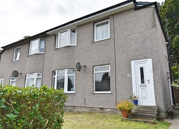 Thumbnail 2 bed flat for sale in Glencroft Road, Croftfoot, Glasgow