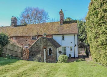 Thumbnail 2 bed cottage for sale in Vicarage Lane, Ivinghoe, Leighton Buzzard