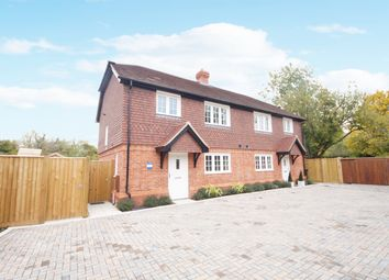 Thumbnail 2 bed semi-detached house for sale in Hook Road, North Warnborough, Hook