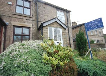 Thumbnail 2 bed terraced house for sale in Town Lane, Charlesworth, Glossop