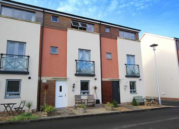 Thumbnail 3 bed town house for sale in Wren Gardens, Portishead, North Somerset