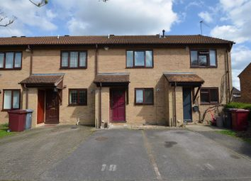 Thumbnail 2 bed terraced house for sale in Test Close, Tilehurst, Reading