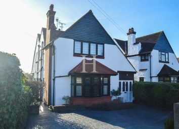 Thumbnail 4 bedroom detached house for sale in Crosby Road, Chalkwell, Essex