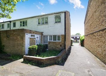 Thumbnail 3 bed end terrace house for sale in Bloomsbury Gardens, Houghton Regis, Dunstable, Bedfordshire