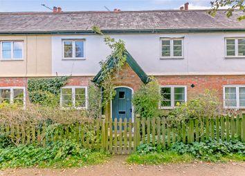 Thumbnail 3 bed terraced house for sale in Back Lane, Godden Green, Sevenoaks, Kent