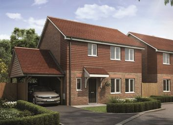 "Thumbnail 3 bed detached house for sale in ""The Whitehall"" at London Road, Upper Harbledown, Canterbury"