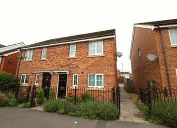 Thumbnail 3 bed semi-detached house to rent in Alexandrea Way, Wallsend