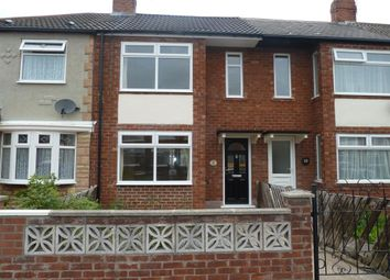 Thumbnail 2 bed semi-detached house to rent in Danube Road, Hull