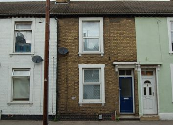 Thumbnail 3 bed terraced house to rent in Commercial Road, Bedford