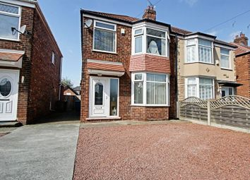 Thumbnail 4 bedroom semi-detached house for sale in Buttfield Road, Hessle