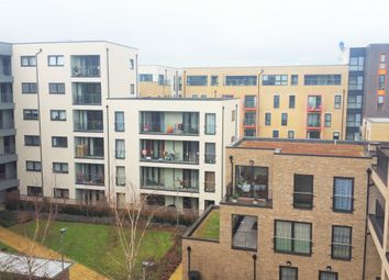 Euler Court, Parkside Apartments, 4 Axio Way, Bow, London E3. 1 bed flat for sale