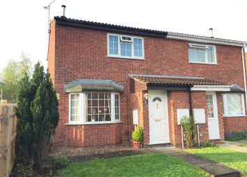 Thumbnail 2 bed end terrace house for sale in Elliston Grove, Sydenham, Leamington Spa