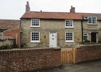 Thumbnail 2 bed cottage to rent in Chapel Lane, Thornton Dale, Pickering