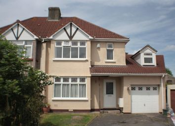 4 bed semi-detached house for sale in Perrycroft Avenue, Bishopsworth, Bristol BS13