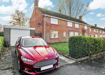 Thumbnail 3 bed semi-detached house for sale in Henderson Road, Newton Aycliffe