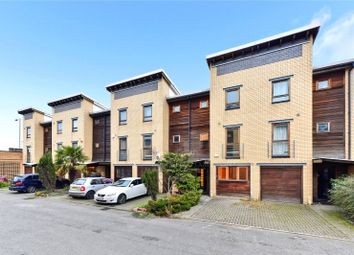 Thumbnail 4 bedroom terraced house for sale in Indigo Mews, London