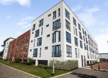 Thumbnail 2 bedroom flat for sale in Salvisberg Court, Otto Road, Welwyn Garden City