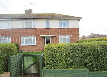 Thumbnail 2 bed flat for sale in Down Way, Northolt