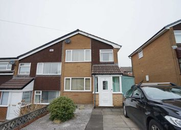 Thumbnail 3 bedroom semi-detached house for sale in Pendle Drive, Horwich, Bolton