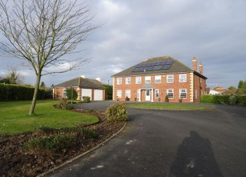 Thumbnail 6 bed detached house for sale in Spalding Common, Spalding