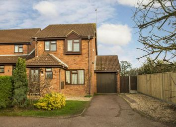 3 bed link-detached house for sale in Tickhill Close, Lower Earley, Reading RG6