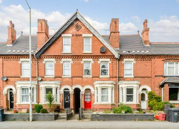 Thumbnail 4 bed terraced house for sale in High Street, Measham, Swadlincote