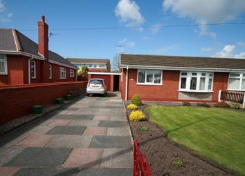 Thumbnail 2 bed semi-detached bungalow for sale in School Lane, Chapel House, Skelmersdale