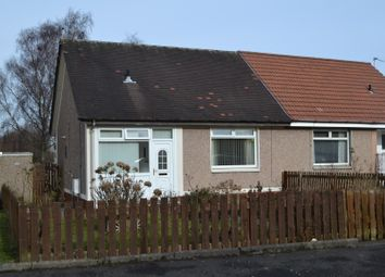 Thumbnail 1 bed semi-detached bungalow for sale in Forres Crescent, Bellshill