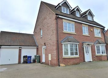 Thumbnail 5 bed detached house to rent in Harefield, Grange Park, Northampton