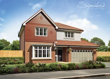 Thumbnail 4 bed detached house for sale in Kingsborough Manor, Eastchurch