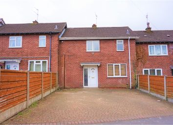 Thumbnail 2 bed terraced house for sale in Brocklehurst Avenue, Macclesfield