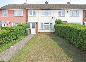 Thumbnail 3 bed terraced house for sale in Shakespeare Road, Wellingborough